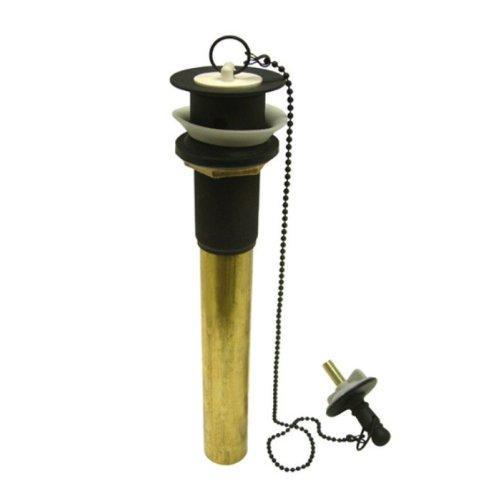 Kingston Brass Vintage 20-Gauge P.O. Lavatory Drain with Overflow