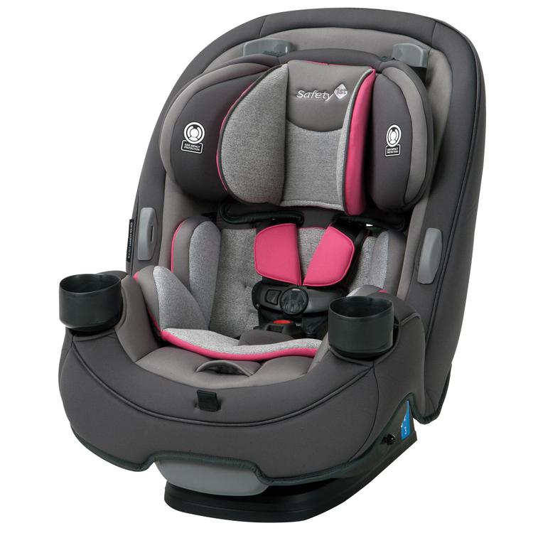 Safety 1st Grow and Go 3-in-1 Convertible Car Seat [Item # CC138DWU]