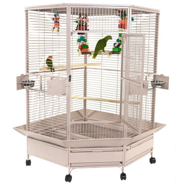 A&E Cage Extra-Large Corner Cage