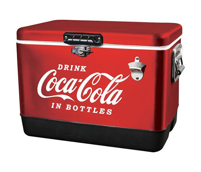 Coca-Cola Classic Ice Chest