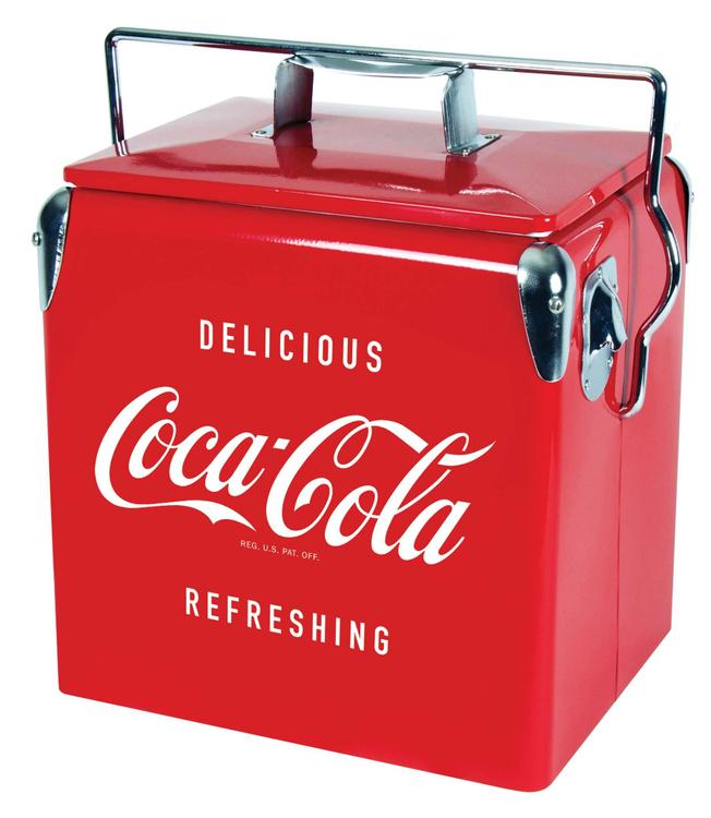 Coca-Cola Vintage 13 Litre Ice Chest