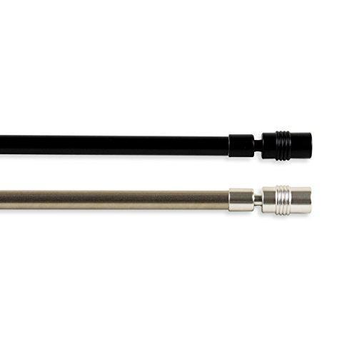 Barrel 7/16 inch Cafe Rod 28-48 inch - Black