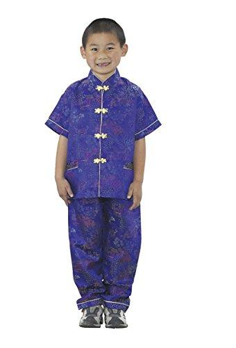 Asian Boy Costume