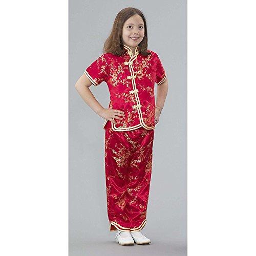 Asian Girl Costume [Item # CF100-319G]