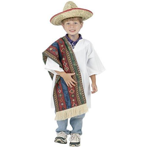 Mexican Boy Costume