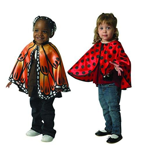 Whimsical Bug Capes - Set of 2