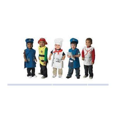 Community Helper Tunics - Set of 5