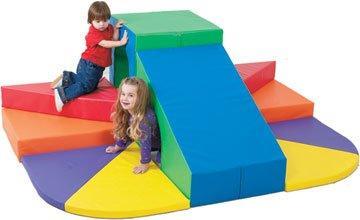 Children's Factory Tunnel Mountain Slide