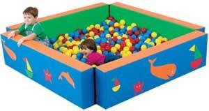 Ocean Depths Ball Pool