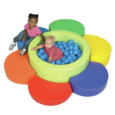 130 Blue Color Balls