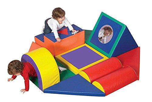 Children's Factory Shape and Play Obstacle Course Indoor Playground for Toddlers