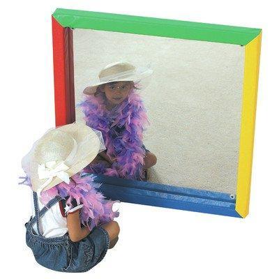 Soft Frame Flat Mirror