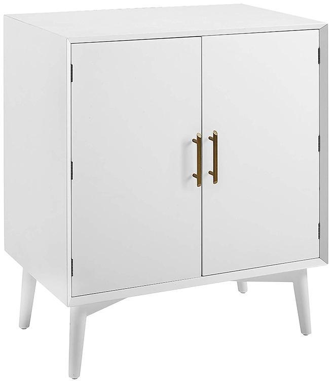 Crosley Landon Bar Cabinet [Item # CF4403-WH]