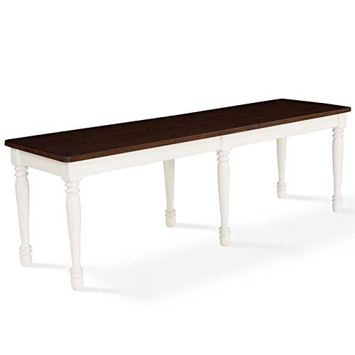 Crosley Shelby Dining Bench [Item # CF501118-WH]