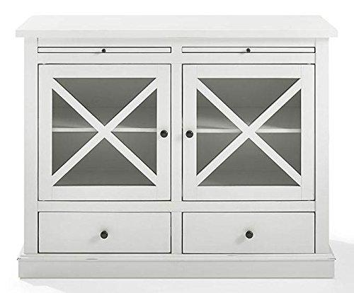 Crosley Jackson Accent Cabinet In White