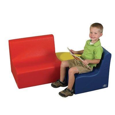 Medium Tot Contour Seating - Primary 3 Piece [Item # CF705-558]