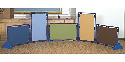 Rectangular Woodland PlayPanels - Set of 5 [Item # CF900-921]