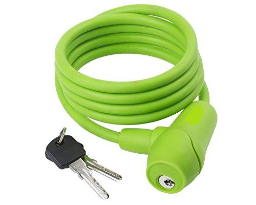 Silicon Lock Key 5 feet x 10 mm-Green