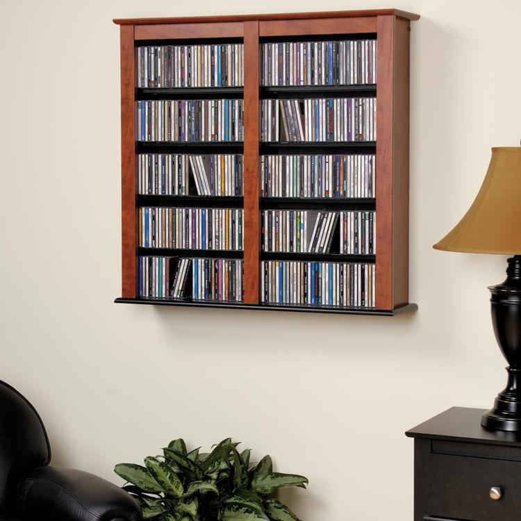 Double Wall Mounted Storage