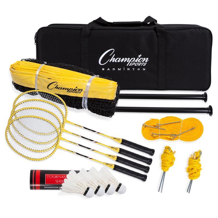 Tournament Series Badminton Set