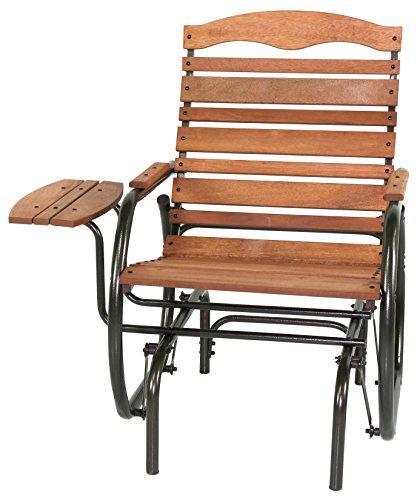 Cg-21Z Glider Chair W/Tray
