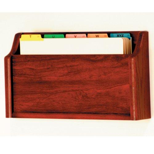 Single - Square Bottom Legal Size File Holder