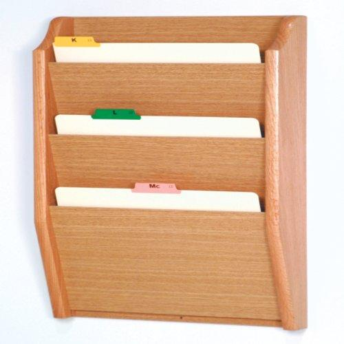 3 Pocket Legal Size File Holder