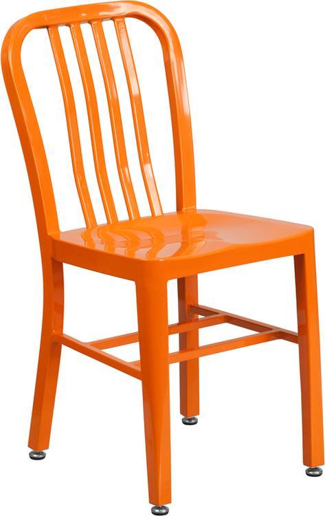 Metal Indoor-Outdoor Chair
