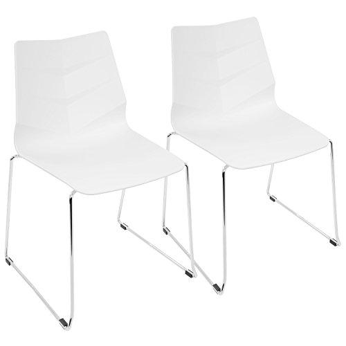 Arrow Dining Chair - Set of 2