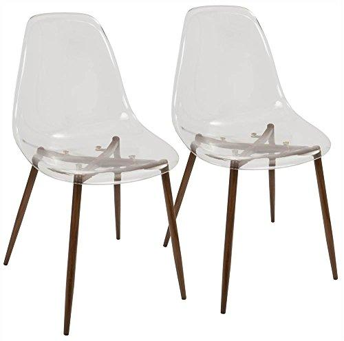LumiSource  Clara Dining Chair - Set of 2