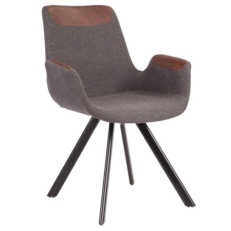 LumiSource  Industrial Vintage Flair Chair - Set of 2