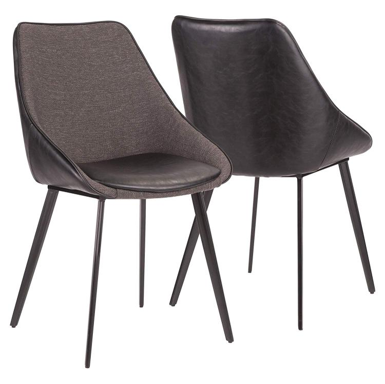 LumiSource  Marche Two-Tone Chair - Set of 2