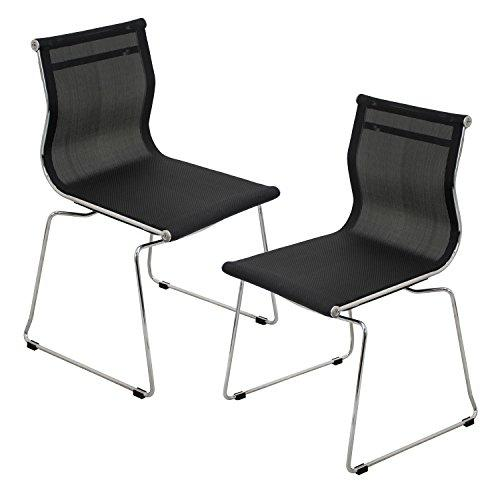 Mirage Chair Stackable - Set of 2