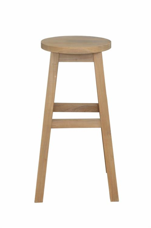 Anderson Teak Alpine Round Counter Stool