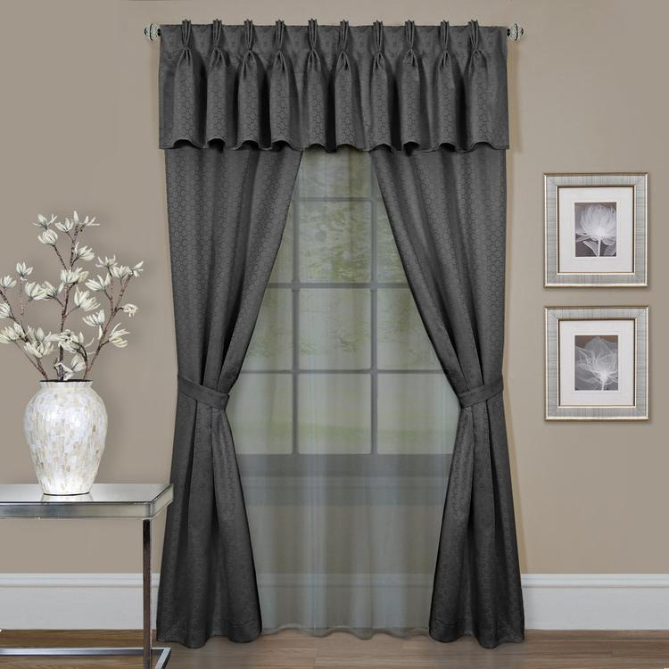 Claire Window Curtain Set