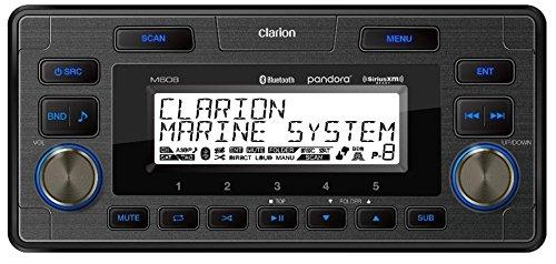 Stereo, AM/FM/USB/Bluetooth, 4 Zone