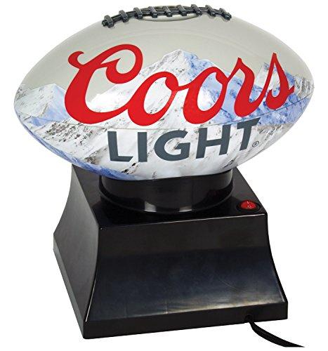 Coors Light Football Popcorn Maker