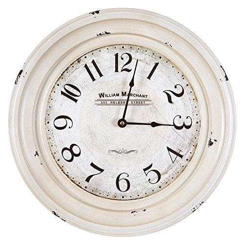 Circular Cottage Wall Clock