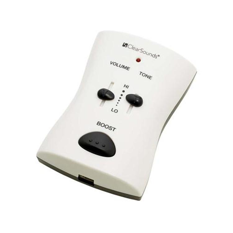 Portable Phone Amplifier 40dB - White