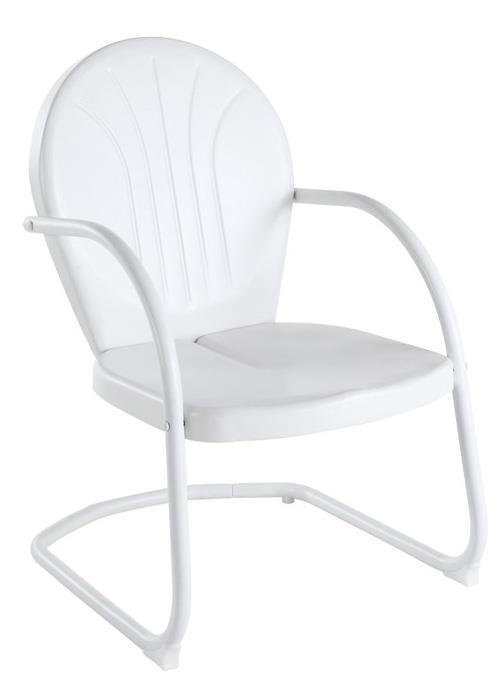 Crosley Griffith Metal Chair