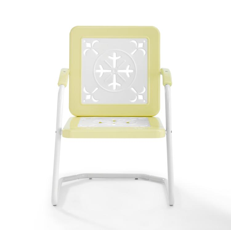 Crosley Azalea Chair - Pack of 2 [Item # CO1026-YE]