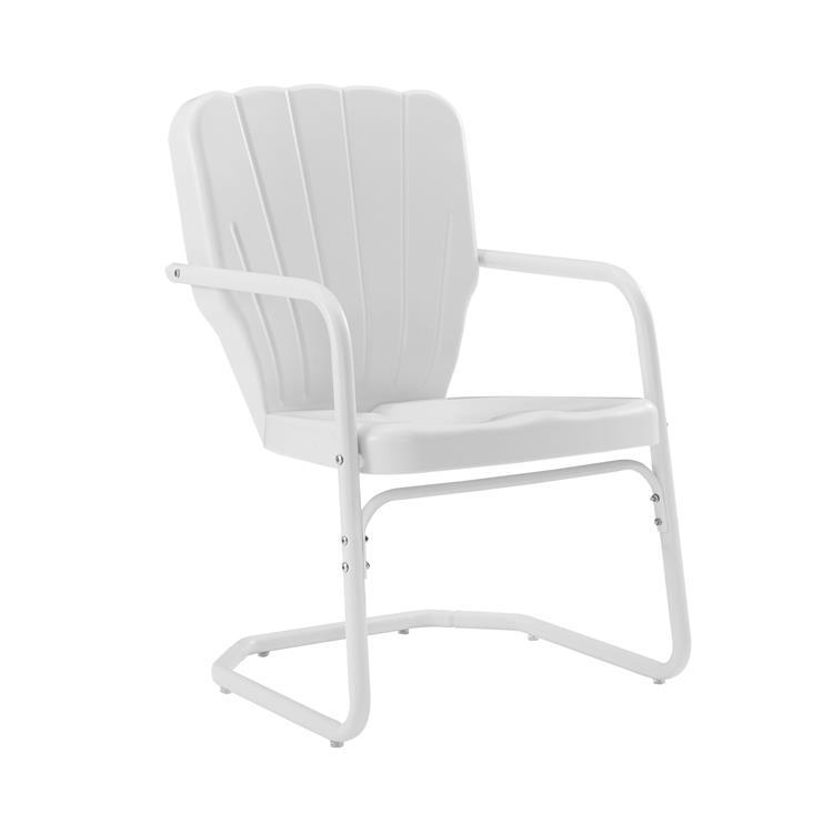Crosley Ridgeland 2Pc Chair Set - 2 Chairs