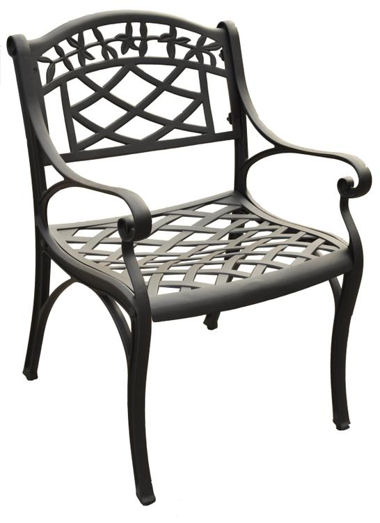 Crosley Sedona Cast Aluminum Arm Chair - Set of 2