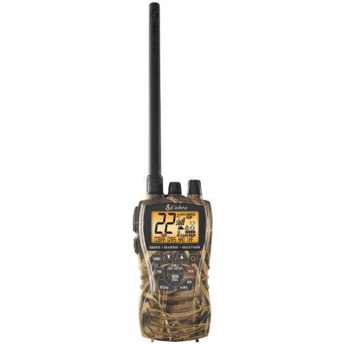 VHF-HH/GMRS, 6 Watt, Floats, Camo