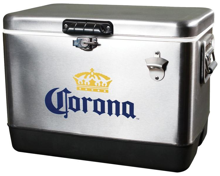 Corona Stainless Steel Ice Chest