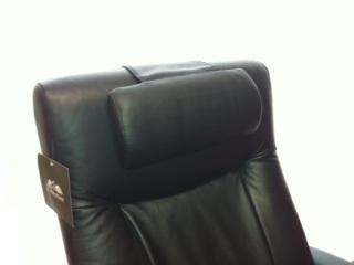 Mac Motion Top Grain Leather Cervical Pillow