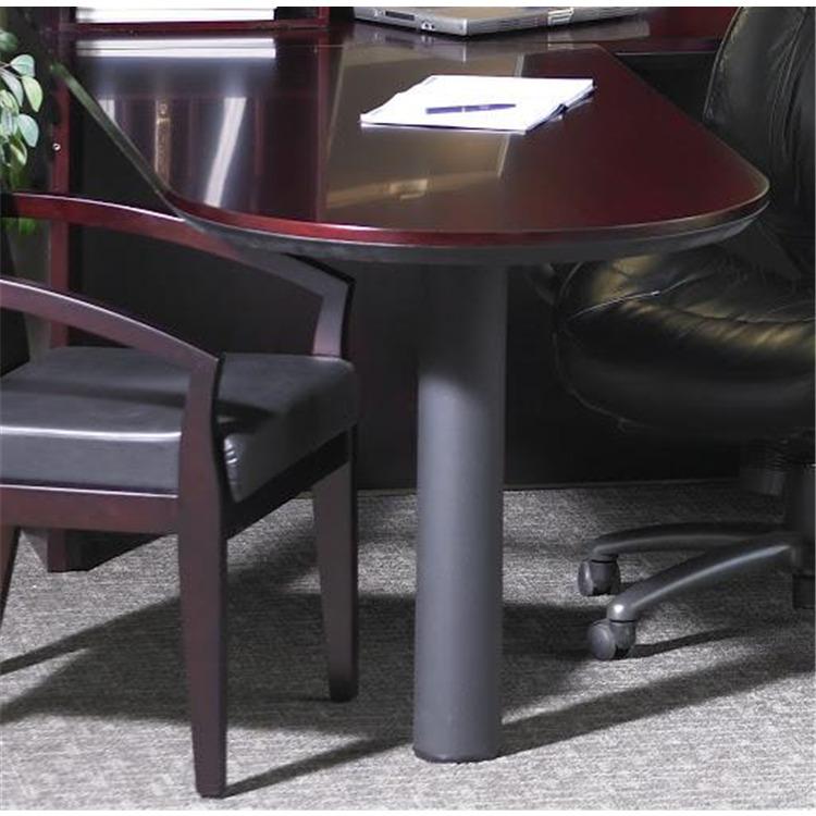 Peninsula Desk (Credenza Supported Desk)