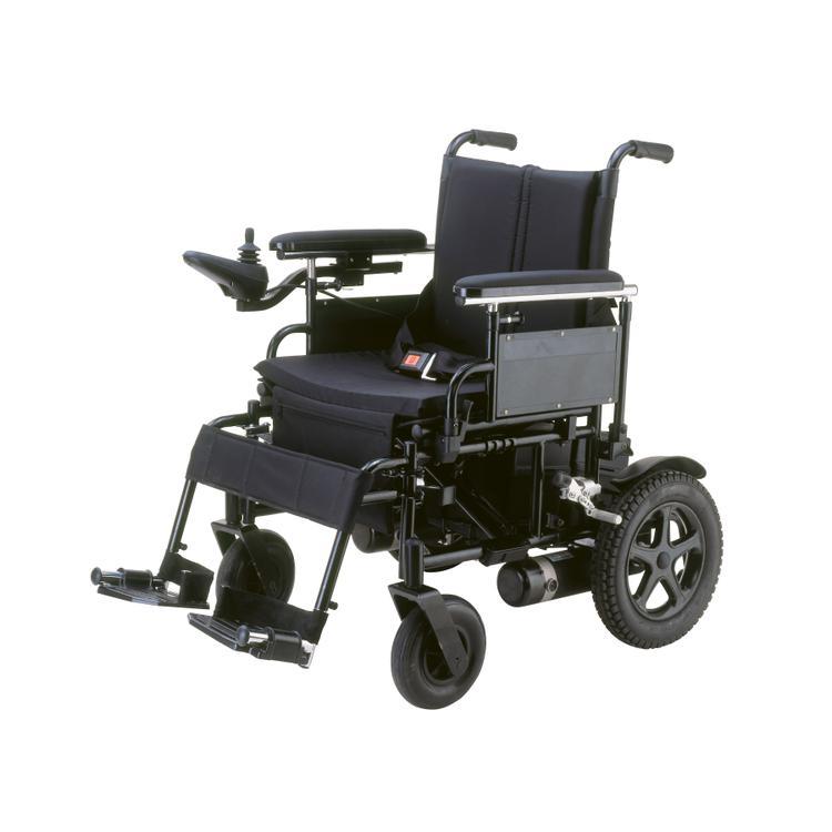 Cirrus Plus EC Folding Power Wheelchair, 24