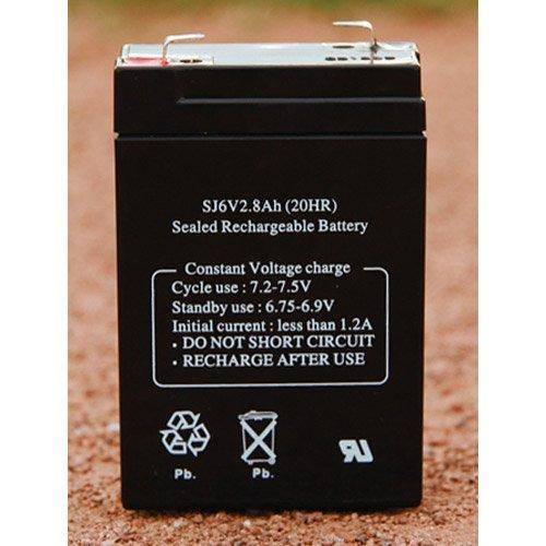 Heater Sports Crusher/Big League Battery