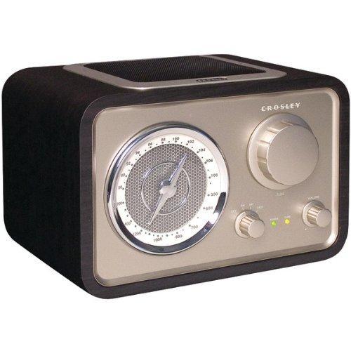 Crosley Mid-Century Aesthetic Solo Radio